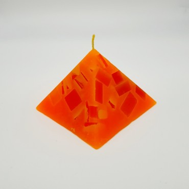 Vela piramidal 140g