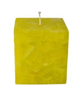 Vela cuboide baja 250g